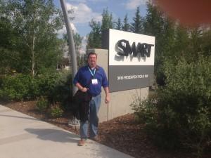 Me @ SMART HQ